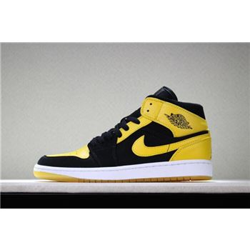 jordan white grey low cut Mid New Love Black/Varsity Maize-White 554724-035 Free Shipping