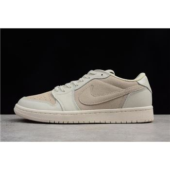 Air Jordan 1 Retro Low OG Premium Tan Light Orewood Brown 919701-114