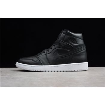 New Air Jordan 1 High OG Cyber Monday Black/White 555088-006