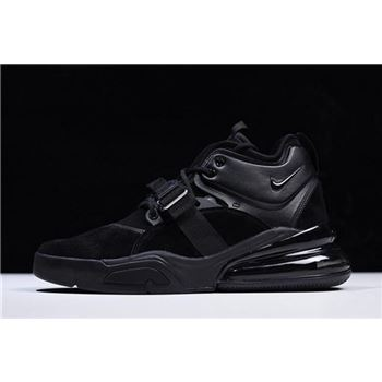Nike Air Force 270 Triple Black