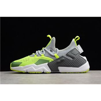 Nike Air Huarache Drift BR 6 Wolf Grey Volt