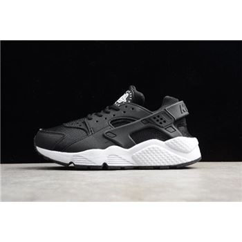 Nike Air Huarache Run Black White