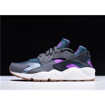 Nike Air Huarache Run Mowabb Dark Grey Teal
