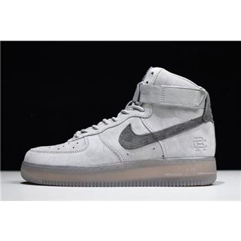Reigning Champ x Nike Air Force 1 High 07 Grey Black