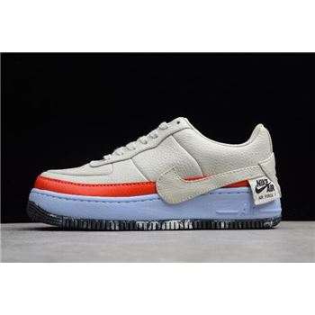 Womens Nike Air Force 1 Jester XX SE Light Bone