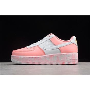 Womens Nike Air Force 1 Low Pastel White