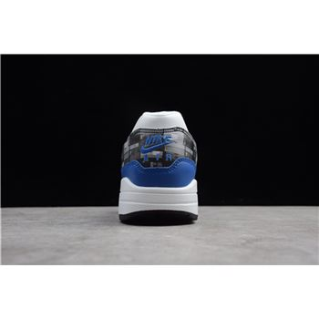 Atmos x Air Max 1 'We Love Nike' Royal Blue