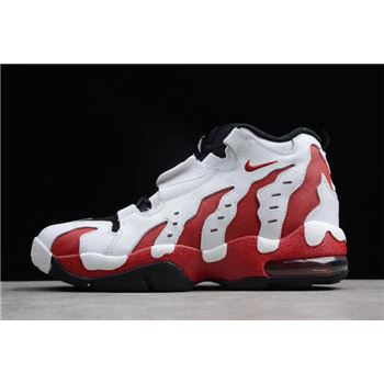 Nike Air DT Max 96 White Varsity Red Black