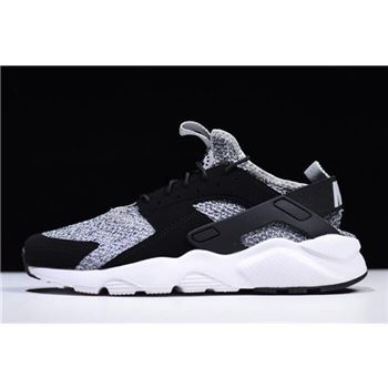 Nike Air Huarache Run Ultra Black Grey White