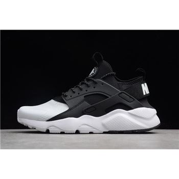 Nike Air Huarache Run Ultra Black White 847568-001 For Sale