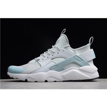 Nike Air Huarache Run Ultra Pure Platinum Ocean Bliss