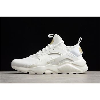 Nike Air Huarache Run Ultra Summit White/Metallic Gold 847568-102