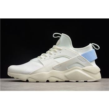 Nike Air Huarache Run Ultra White Light Blue