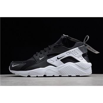 Nike Air Huarache Run ZIP QS Black/White BQ6164-001