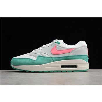 Nike Air Max 1 Watermelon Summit White Sunset Pulse Kinetic Green