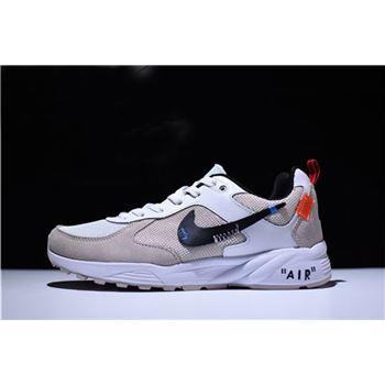 Off White x Nike Air Icarus Extra QS Trainers White Sail