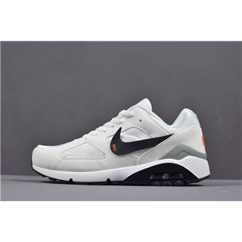 Off White x Nike Air Max 180 OG White Black Men s and Womens Size