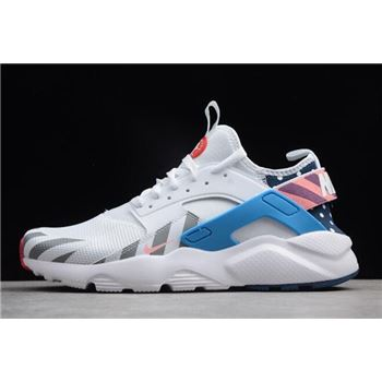 Parra x Nike Air Huarache Run Ultra White Multi Color