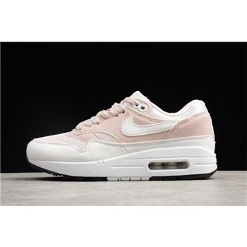 Womens Nike Air Max 1 Barely Rose Barely Rose White Black