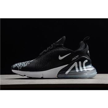 Deals x NIKEiD Custom Air Max 270 Premium Black Men's Shoes BQ0742-991