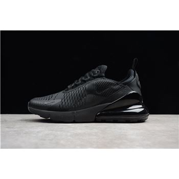 Mens Nike Air Max 270 Black Black Black