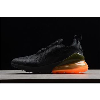 Mens Nike Air Max 270 Tonal Orange Black Tonal Orange