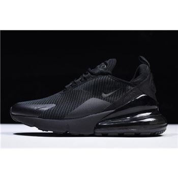 Nike Air Max 270 Black Dark Grey