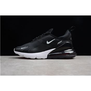 Nike Air Max 270 Black White Mens and Womens Size For Sale