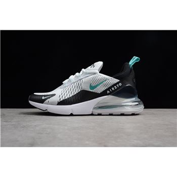 Nike Air Max 270 Dusty Cactus Black Dusty Cactus White Mens Running Shoes