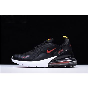 Nike Air Max 270 World Cup 2018 In Black Red Yellow For Germany