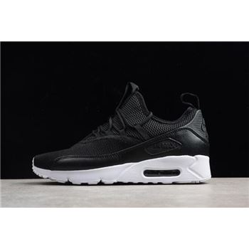 Nike Air Max 90 EZ Black White Mens Size