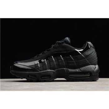 Nike Air Max 95 Black Black Black Mens Running Shoes