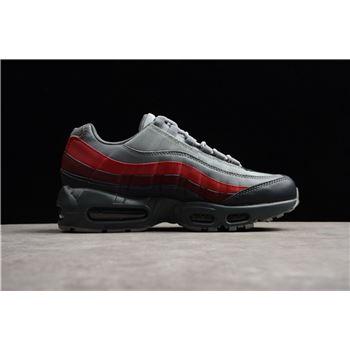 Designer NIKE AIR MAX 95 ESSENTIAL dark blue black mens running shoes 749766 006