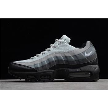 Nike Air Max 95 Essential Black White Dark Grey