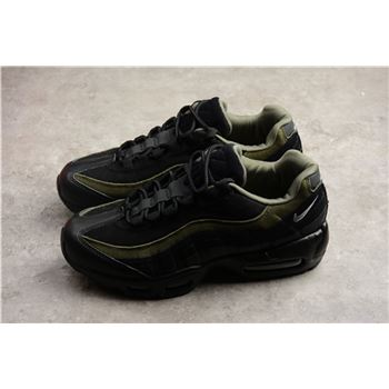 Men's Shoe Nike Air Max 95 HAL Black Cargo Khaki'Hot Air