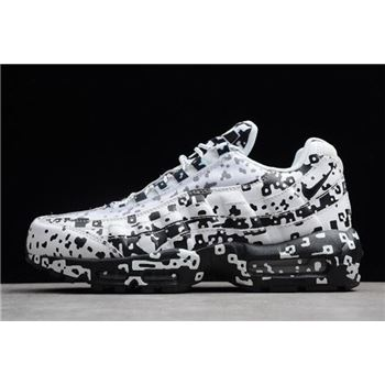 Nike Air Max 95 SE White Black