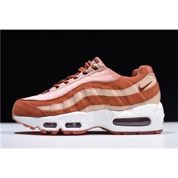 Nike WMNS Air Max 95 LX Dusty Peach/Bio Beige AA1103-201 For Sale