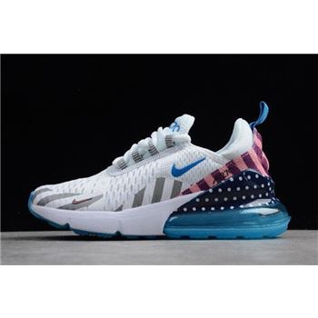 Parra x discount jordans and air max 270 White Multi White/Pure Platinum AH6789-020