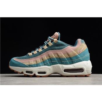 Womens Nike Air Max 95 LX Smokey Blue