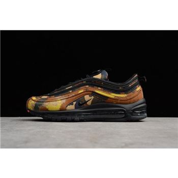 Mens Nike Air Max 97 Premium QS Country Camo Italy