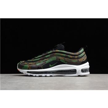 Mens Nike Air Max 97 Premium QS Country Camo UK