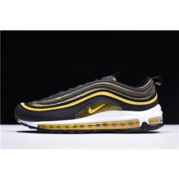 Nike Air Max 97 Black/Yellow Cheap Sale Free Shipping