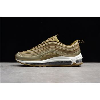 Nike Air Max 97 Ultra 17 Metallic Gold Summit White