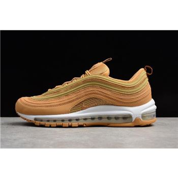 Nike Air Max 97 Wheat Mens Size Shoes