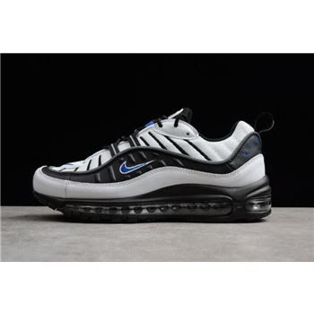Nike Air Max 98 OG Gundam Black White Mens Size