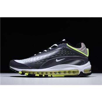 Nike Air Max 99 Deluxe TPU Black Fluorescent Green