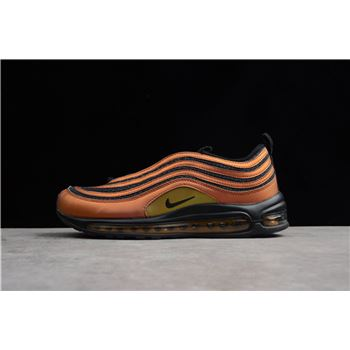 Skepta x Nike Air Max 97 Ultra '17 Multi-Color/Vivid Sulfur-Black AJ1988-900 Men's and Women's Size