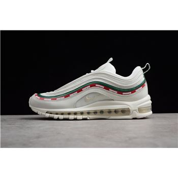 Undefeated x Nike Air Max 97 OG in White AJ1986 100 For Sale