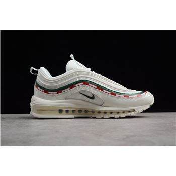 Undefeated x Nike Air Max 97 OG White AJ1986 100