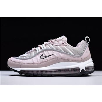 Women's Nike Air Max 98 Barely Rose/Elemental Rose-Particle Rose AH6799-600